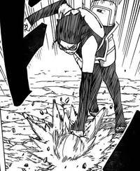 Força física ou liberação de chakra, qual método usado pela tsunade e pela Sakura? - Página 2 For3fa10