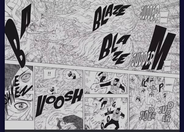 Kinkaku e Ginkaku são dois dos shinobis mais poderosos do mangá. - Página 2 Image171
