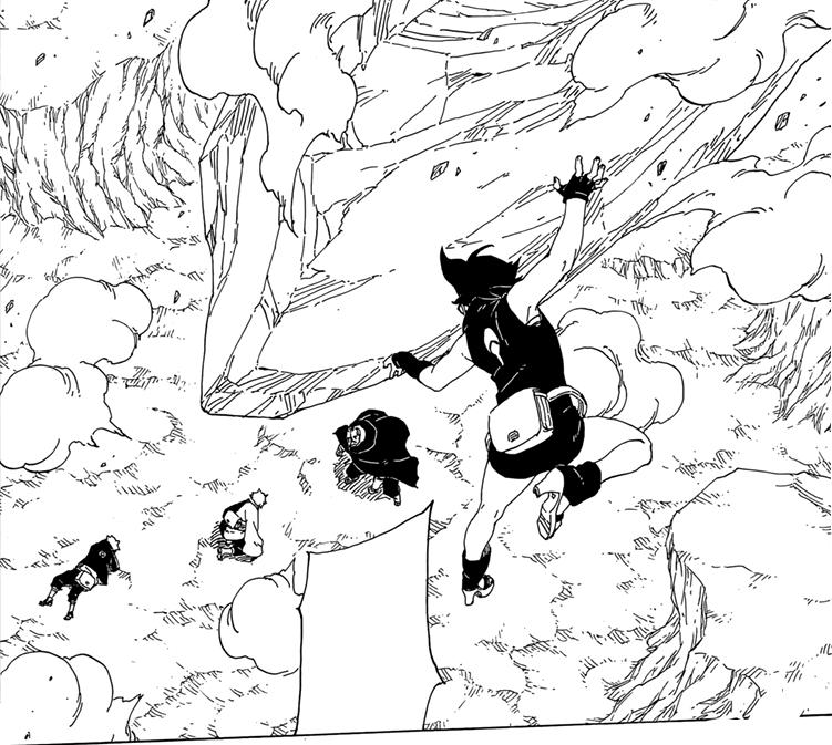 Força física ou liberação de chakra, qual método usado pela tsunade e pela Sakura? - Página 2 Impact11