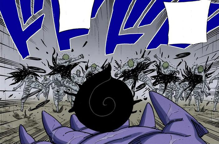 Sasuke FMS vs Gaara Atual  Libera12