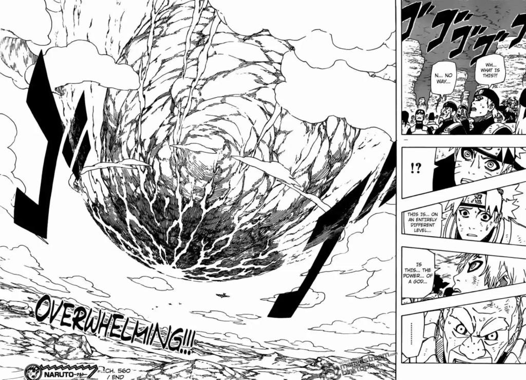 Tsunade vs Wonder Woman DCEU - Página 5 Narut126
