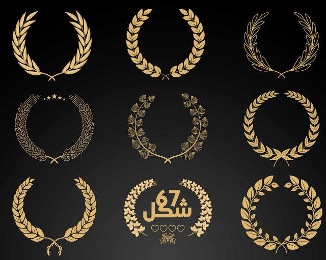 خط سنابل وأغصان زيتون رائع جدا - منتدى الابداع العربي 10