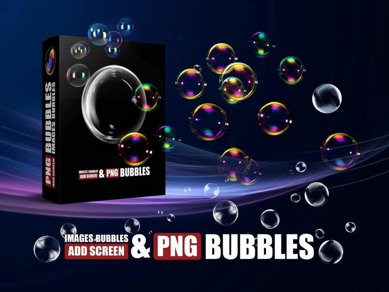 صور فقاعات png . Bubbles png 20280210
