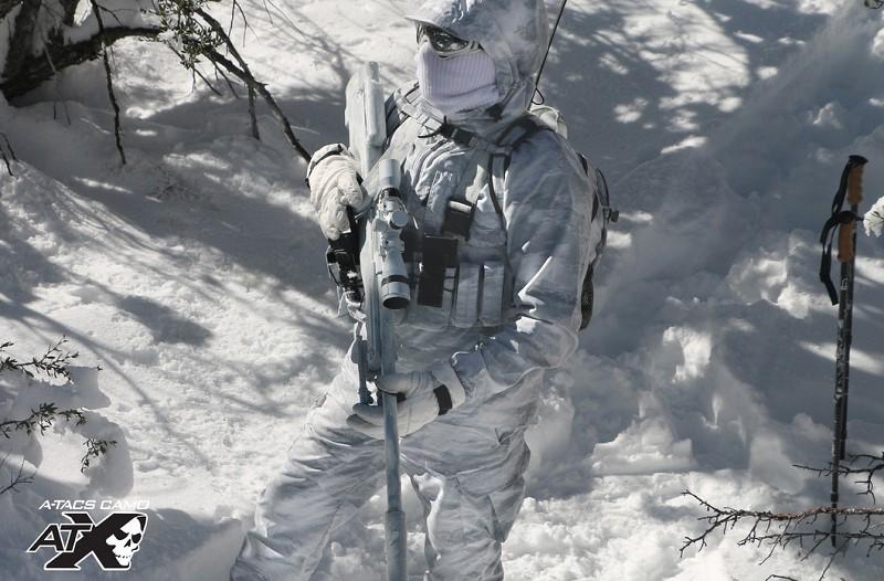 Uniformidad ATACS Nieve310