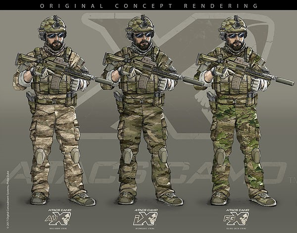 Uniformidad ATACS X10