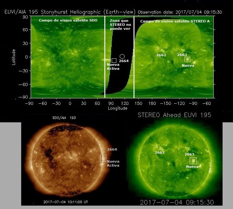 Monitoreo de la Actividad Solar 2017 - Página 4 20170711