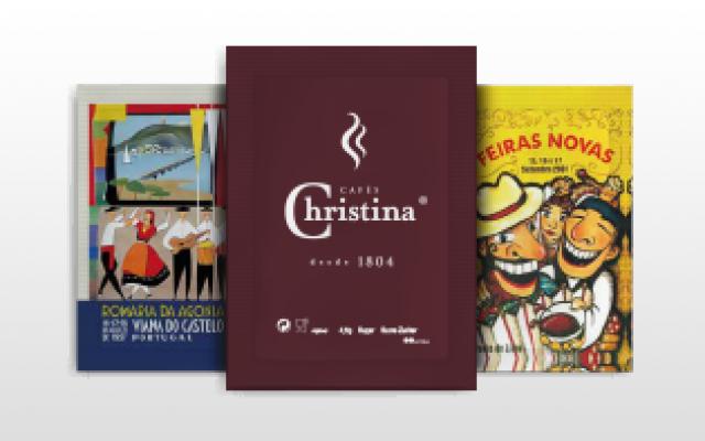 Amostra (Nestlé)Colecção de pacotes de açucar(troca de pontos) 40010