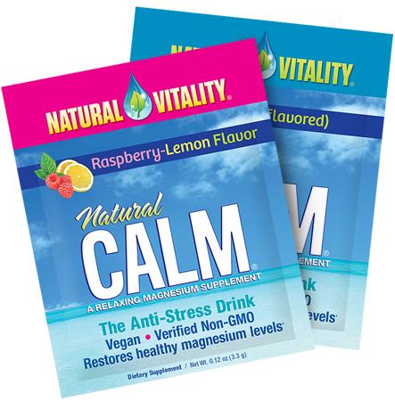 Amostra Natural Vitality (Dica Internacional) Calm-s10