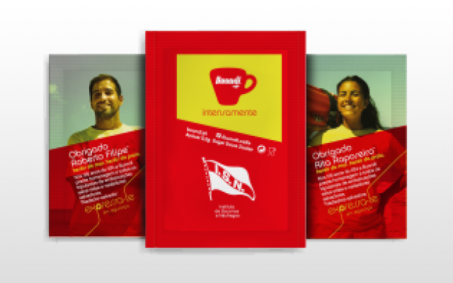 Amostra (Nestlé)Colecção de pacotes de açucar(troca de pontos) Hhh10