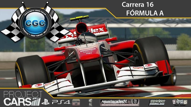 16ª Carrera. GP de Silverston con el Formula A Thumbn10