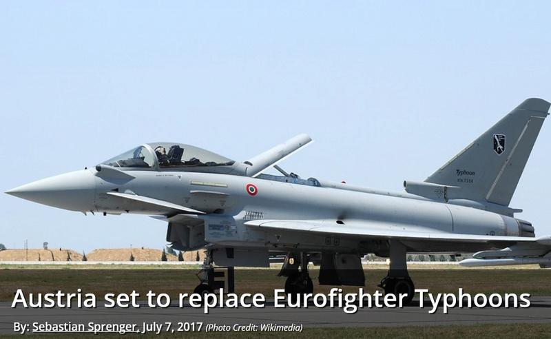 ألمانيا تطلب من أميركا معلومات سرية في شأن المقاتلة «إف 35» - صفحة 2 Austri10