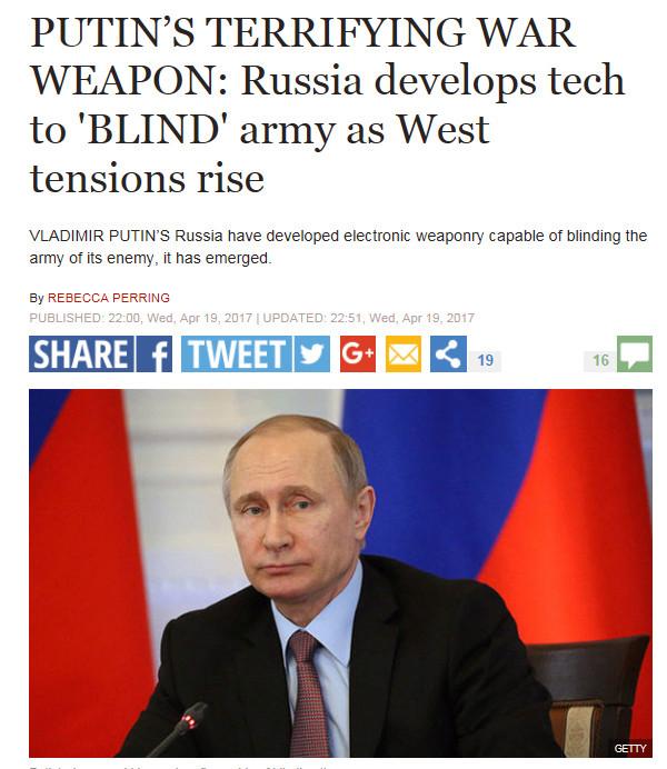 نهج ISTAR وقضايا ذات صلة - صفحة 3 Putin_10