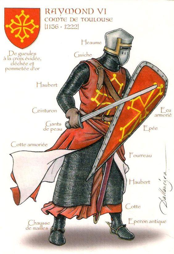 Panoplia del Conde Raimundo de Tolosa 0126d610