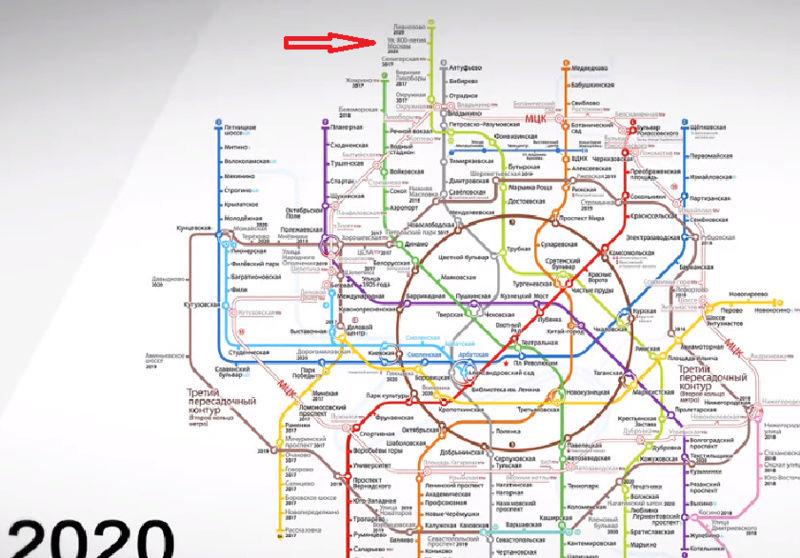 """Всё о метро в относительной близости от ЖК """"Летний сад"""" - действующие, строящиеся и проектируемые станции - Страница 6 Qzfmjw10"""