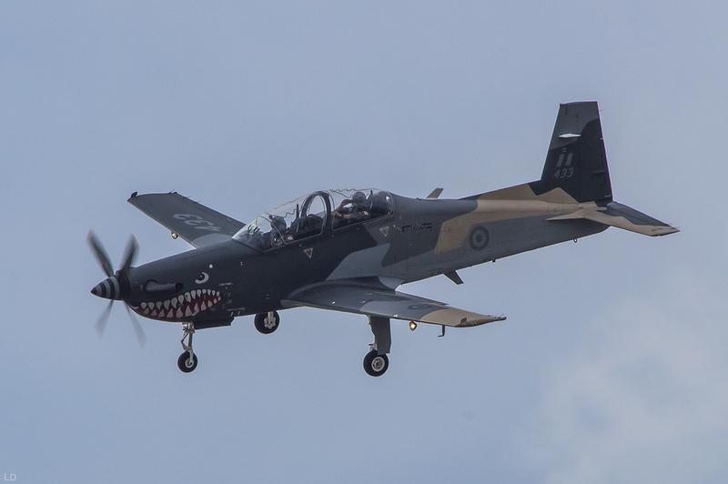 KT-1P Avion turbohelice de entrenamiento primario e intermedio de fabricacion coreana. Ka-1_113