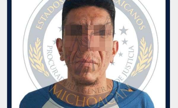 """Detienen a """"El Pollo"""", presunto jefe de plaza del CJNG, en Zamora. Pollo10"""