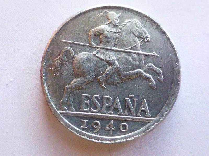 10 CÉNTIMOS 1940. Estado Español. P1050210
