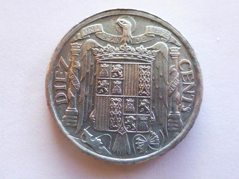 10 CÉNTIMOS 1940. Estado Español. P1050211