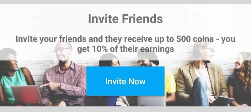 Oportunidade [Provado] Gift Panda App - Android/iOS - Ganha Dinheiro Paypal - (Actualizado em Julho de 2019) Invite10