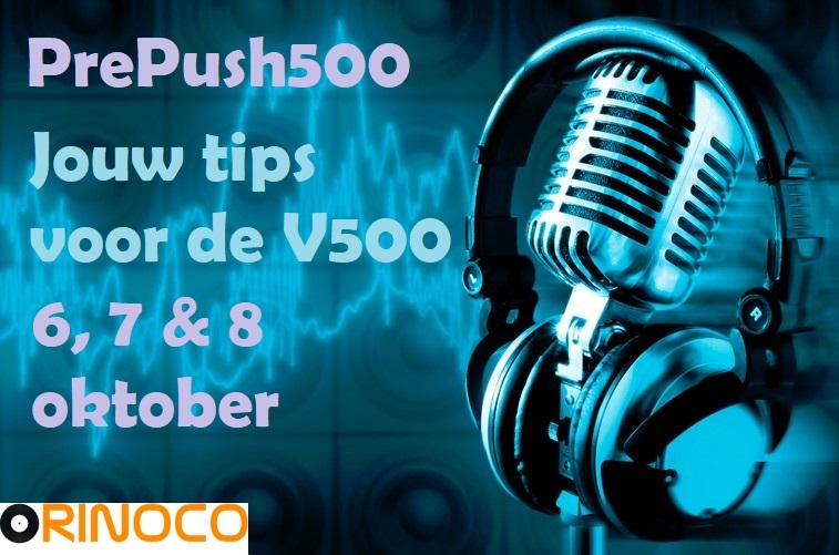 PrePush500: 6, 7 & 8 oktober 2017 Prepus10