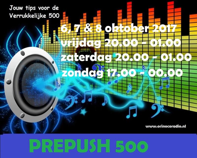 PrePush500: 6, 7 & 8 oktober 2017 Prepus11
