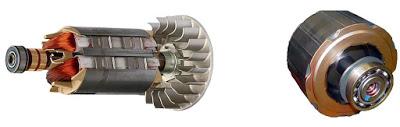 ¿Como funciona el motor de un vehículo eléctrico?  Electr11