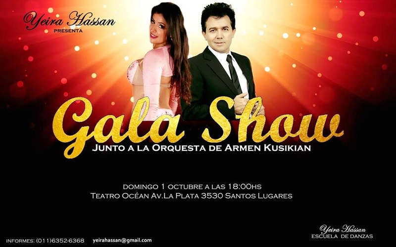 Muy pronto... la danza esta de fiesta con Yeira Hassan y Armen Kusikian. Aviso_62