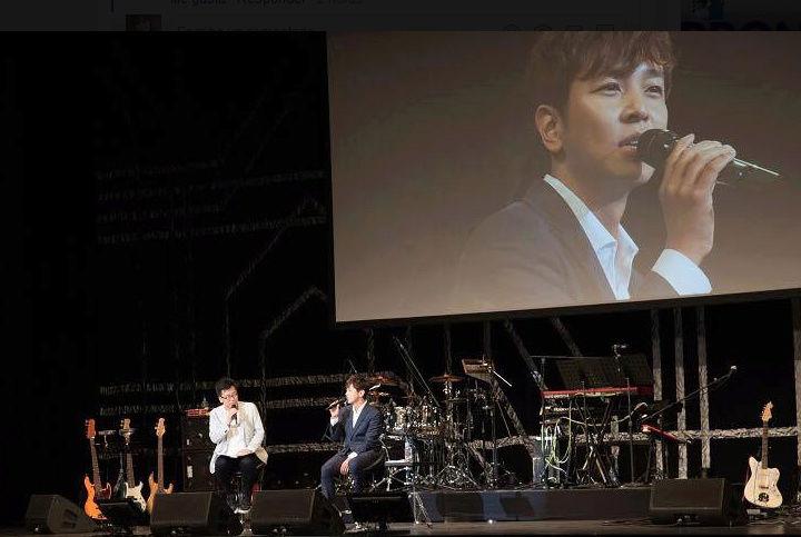 "John Hoon Nuevo Mini álbum+ Evento conmemorativo del lanzamiento ~ ""Kioku no kaori""  F111"