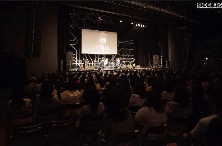 "John Hoon Nuevo Mini álbum+ Evento conmemorativo del lanzamiento ~ ""Kioku no kaori""  F511"