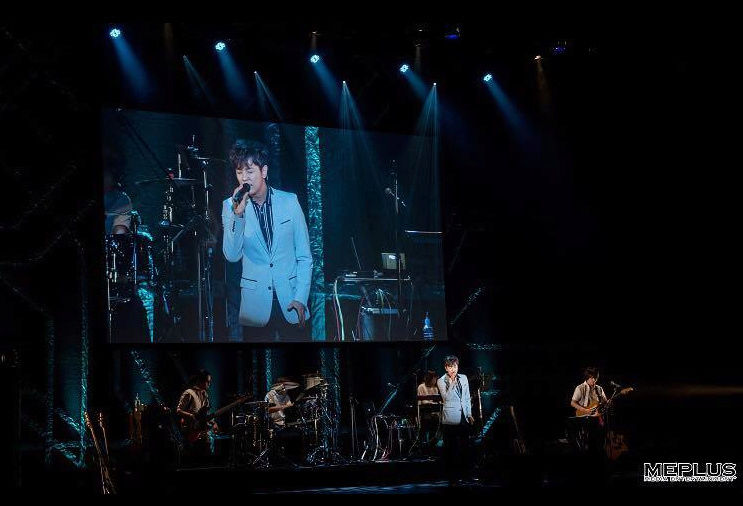 "John Hoon Nuevo Mini álbum+ Evento conmemorativo del lanzamiento ~ ""Kioku no kaori""  F611"