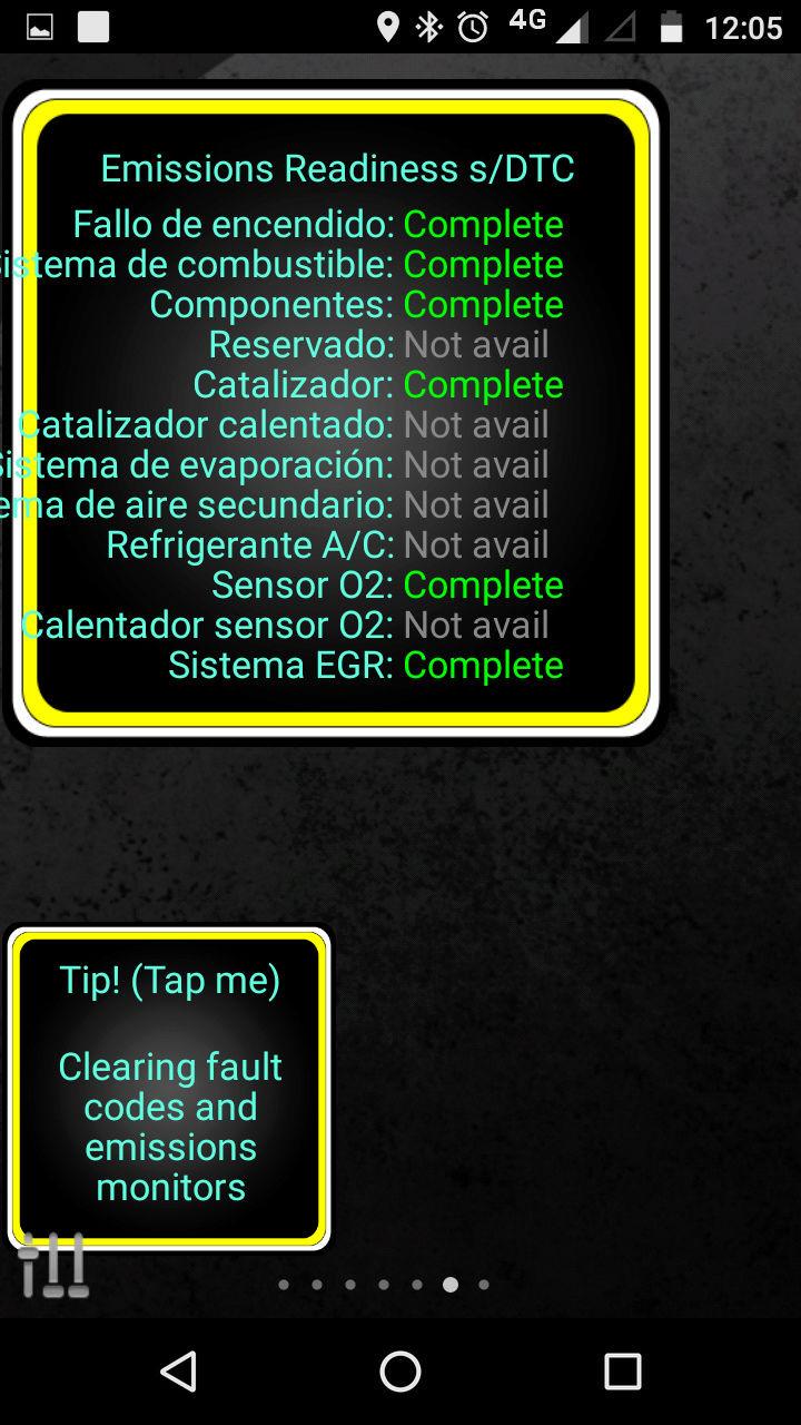 Scanner ELM327 OBD2 Screen10