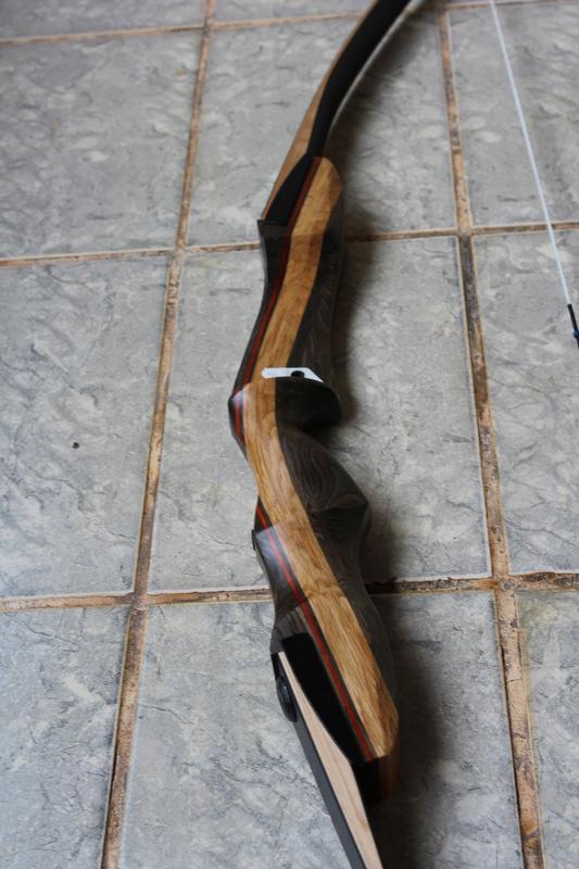 Arco Tradicional Cartel Epic Hawk (RH) Novo Img_0312