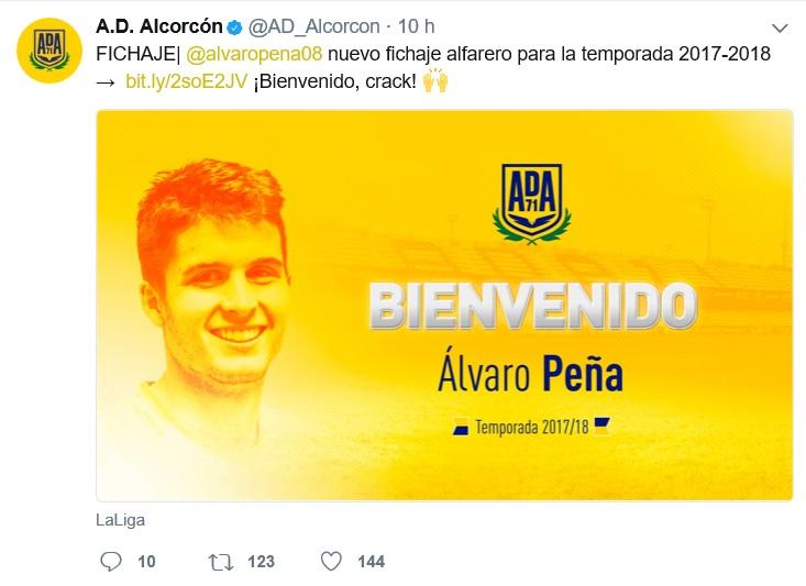 Plantillas LaLiga 1|2|3 - 2017/2018 Alvaro10