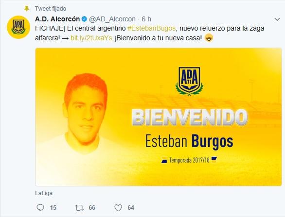Plantillas LaLiga 1|2|3 - 2017/2018 Esteba10