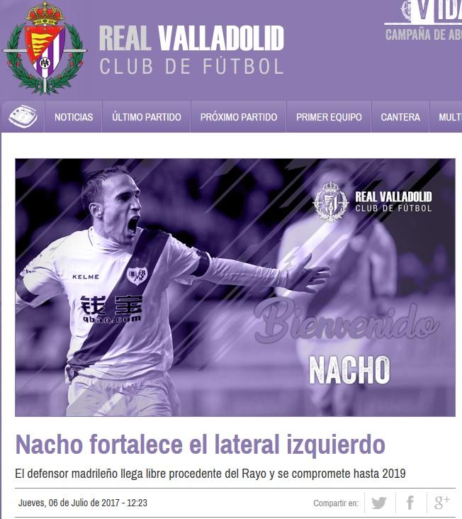 Plantillas LaLiga 1|2|3 - 2017/2018 Nacho10