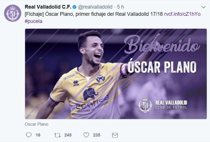 Plantillas LaLiga 1|2|3 - 2017/2018 Oscar_10