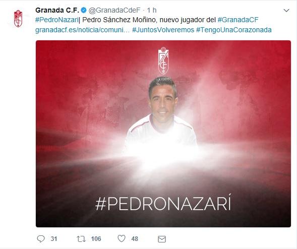 Plantillas LaLiga 1|2|3 - 2017/2018 Pedro10