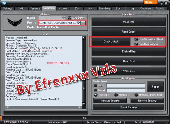 Aporte Unlock Vtelca Victoria 2 By Falcon 1.8 Unlock10