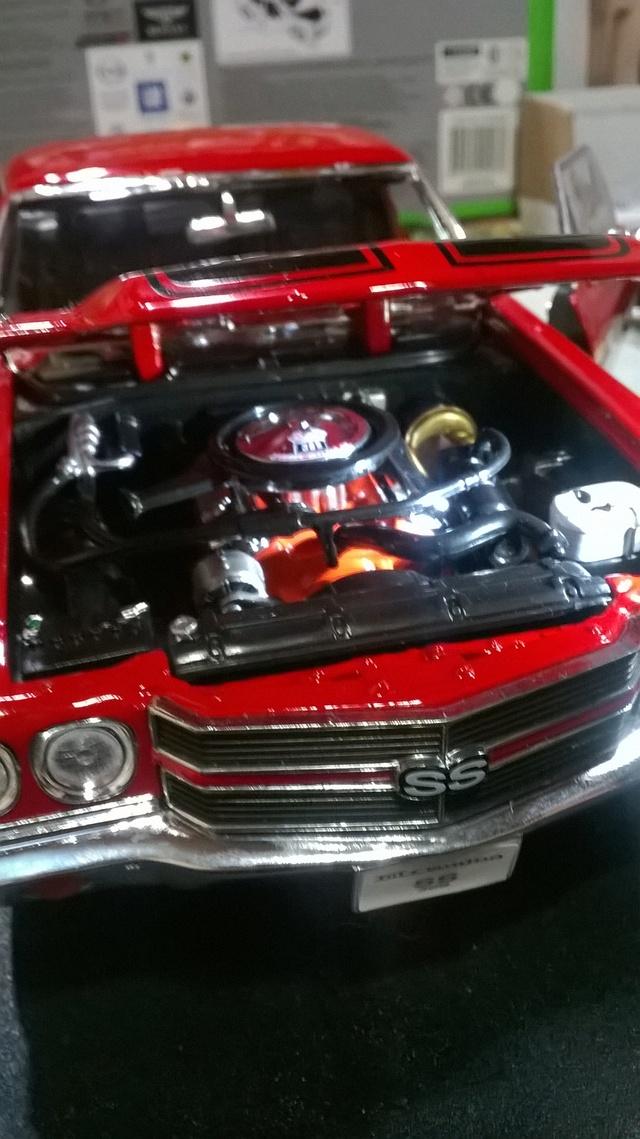 Chevrolet El Camino 1970 Wp_20123