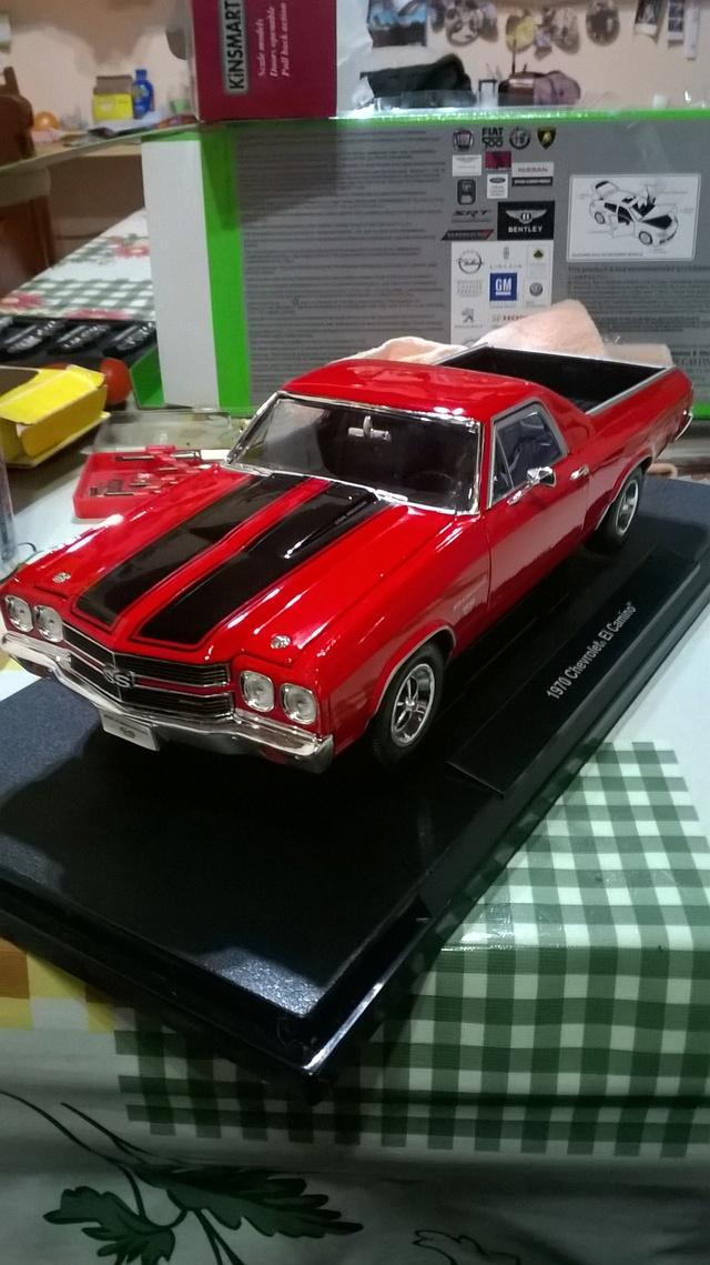 Chevrolet El Camino 1970 Wp_20124