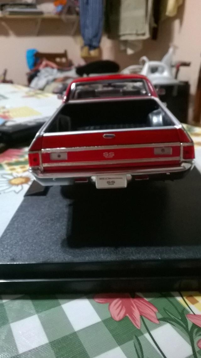 Chevrolet El Camino 1970 Wp_20125