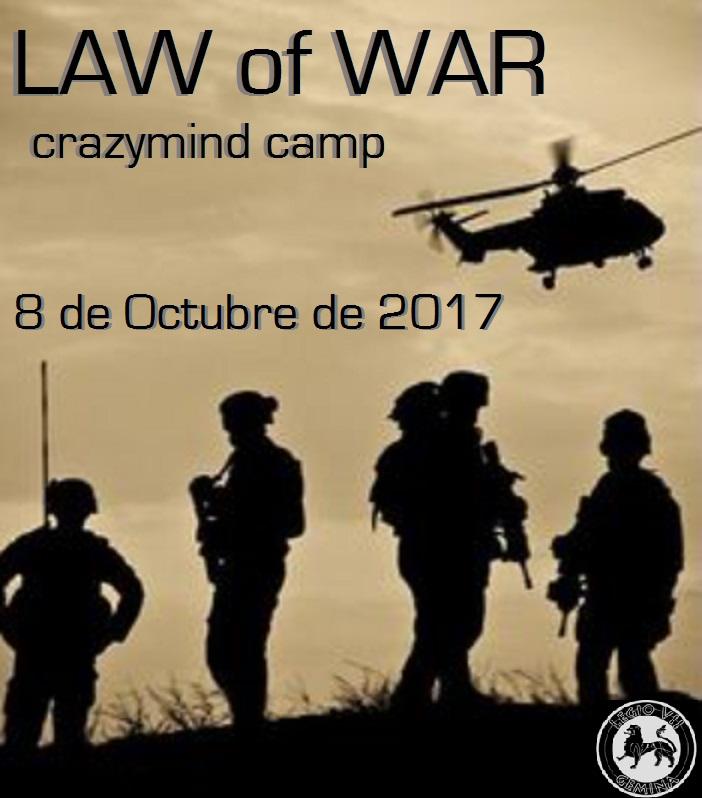 LAW OF WAR 8 DE OCTUBRE DE 2017 DOMINGO Captur10