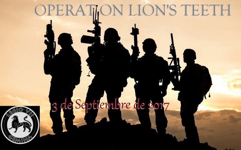 OPERATION  LION'S TEETH 03/09/2017 Op_lio11