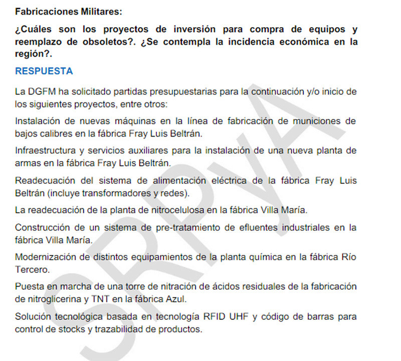 Noticias de la Dirección General de Fabricaciones Militares-DGFM- - Página 28 Fa10