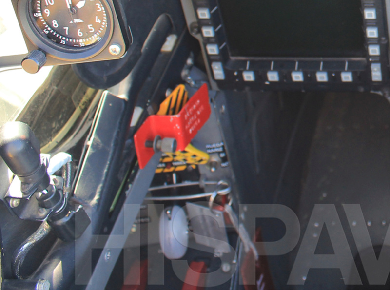 Incidente del Pucara A-580  Pampa10