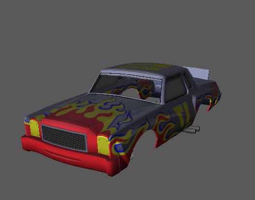 """Projeto: Veículos de """"Cars"""" no GTA SA Captur11"""