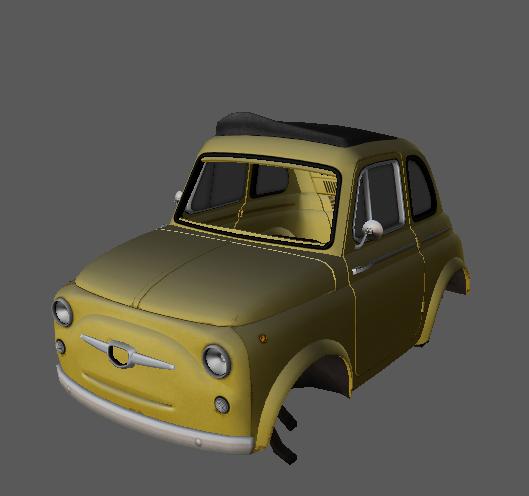 """Projeto: Veículos de """"Cars"""" no GTA SA Captur17"""
