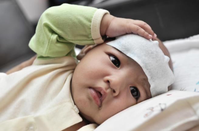 5 طرق لعلاج زكام الأطفال الرضع Baby_s10