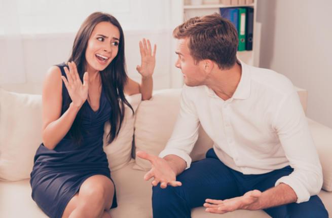 تعرفي علي أهم  العبارات لا تقال  للزوج  أبدًا Couple18