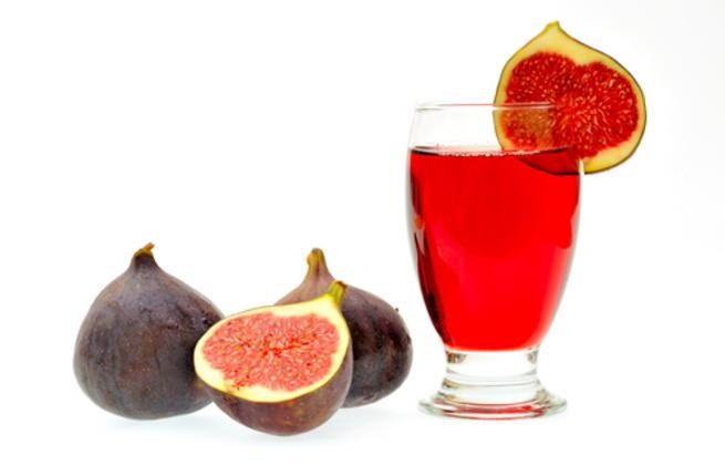 طريقة عمل عصير التين  Figs_j10